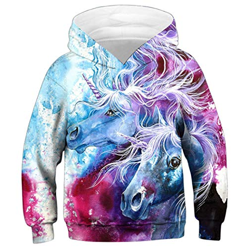 42af22ae4 Unisex boys girls hoodie 3d printed galaxy pizza cat unicorn pockets cool  pullover sweatshirt 4-13y features:long sleeve gender:children, Dating,  Fashion, ...